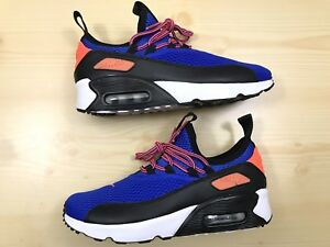 on sale fc7f6 a26e2 Image is loading Nike-Air-Max-90-EZ-Racer-Blue-amp-