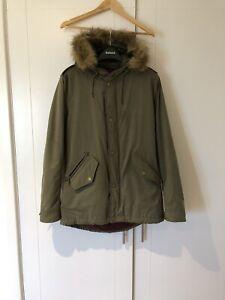 BARBOUR-Mens-Yearling-Waterproof-Jacket-Size-M