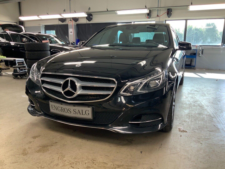 Mercedes-Benz E220 2,2 BlueTEC Avantgarde aut.