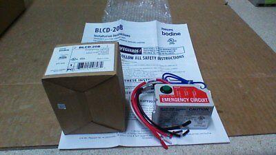 BODINE BLCD-20B EMERGENCY LIGHTING CONTROL RELAY MODULE   B170 PHILIPS