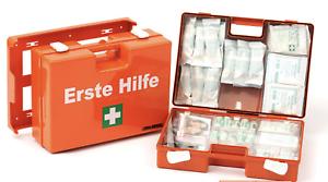 Leina-Werke Erste Hilfe Koffer Betriebsverbandkasten nach DIN 13169 oder 13157