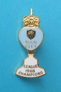 MANCHESTER CITY FC - 1968 League Champions * football ...