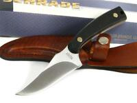 Schrade Old Timer Sharpfinger Fine Knife + Sheath 152ot