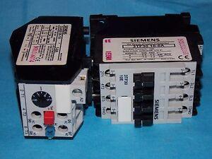 siemens 3tf30 10 0a air break power contactor and 3ua50 00 1h 5 rh ebay com