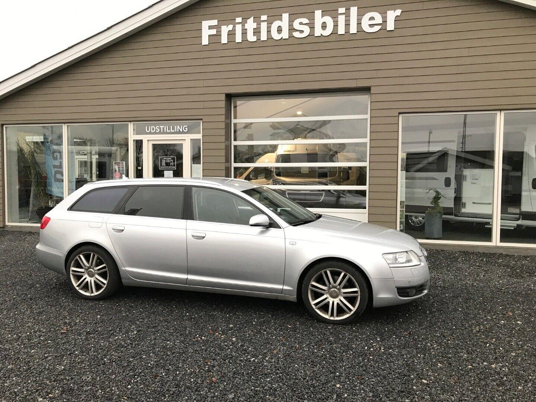 Audi A6 3,0 TDi Avant quattro Multitr. 5d