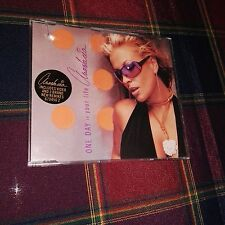 ANASTACIA - ONE DAY IN MY LIFE - 4 TRACKS