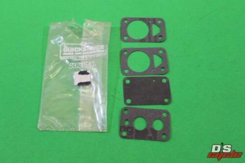 Fuel pump kit for Mercury outboard motors 2-20 HP 53245A1