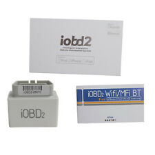 XTOOL iOBD2 MFi Bluetooth OBD2 Code Scanner Scan Tool Apple iOS iPhone & Android