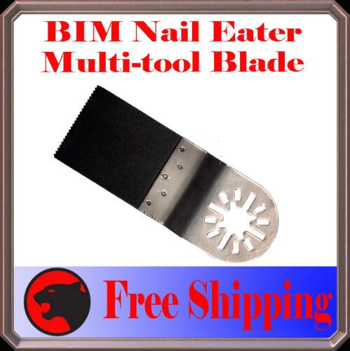 6 Wood Metal Oscillating Multi Tool Saw Blade For Milwaukee Genesis Dremel Ryobi