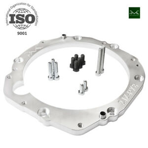Details about TOYOTA 1JZ 2JZ ENGINE ADAPTER PLATE TO MAZDA RX-8 5/6-SPEED  GEARBOX PMC