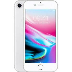 Apple-iPhone-8-4G-64GB-silver-24-mesi-garanzia-Italia-europa-NO-BRAND