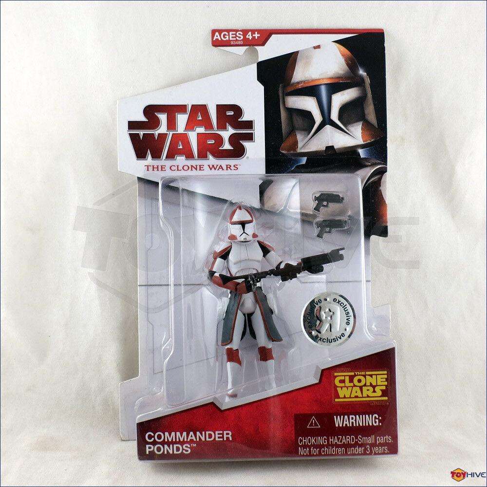 Star - wars - klon klon commander teiche toys r us - kriege exklusive action - figur