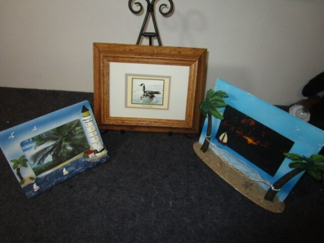 Lot Of 3 Unique Nautical Maritime Sea Shore Beach Ocean Themed
