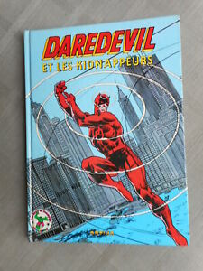 THE-BEST-OF-MARVEL-ALBUM-CARTONNE-ARTIMA-DAREDEVIL-ET-LES-KIDNAPPEURS-1980-TBE