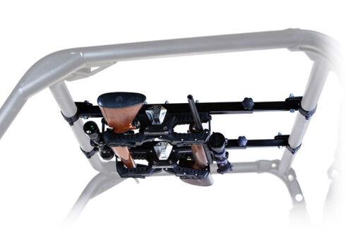 Seizmik OHGR Overhead 2 Gun Rack Holder Honda Pioneer 700 700-4 2014-2018