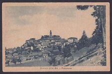 CUNEO DIANO D'ALBA 03 Cartolina 1942