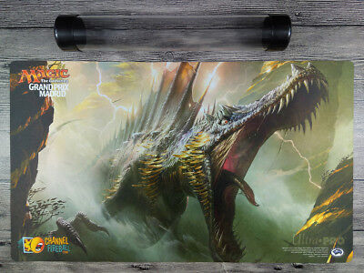 MTG Baleful Strix Playmat Custom for Magic The Gathering CCG Mat Free Best Tube