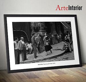 FOTO-D-039-AUTORE-Ruth-Orkin-American-Girl-in-Italy-1951-Stampa-FINA-ART-PHOTO