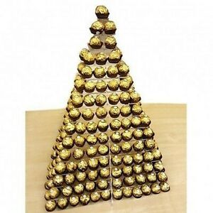 Square Ferrero Rocher Display Stand