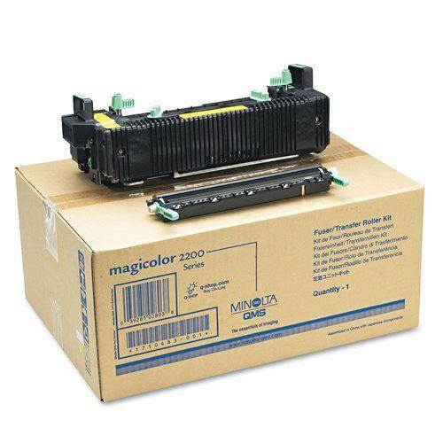 Genuine KONICA MINOLTA Magicolor 2200 Fuser Transfer Roller Kit 1710483-001 NEW