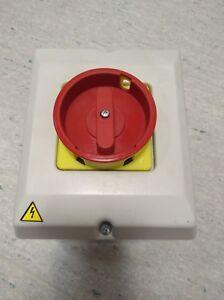 Hauptschalter-Drehschalter-Kranschalter-Not-Aus-Schalter-63A-4-polig-IP65