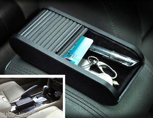 Pen Paper Money Coins Keys Case Storage Box Holder Container Plastic Pocket Car