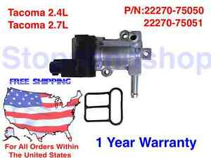 STANDARD#AC526  IDLE AIR CONTROL VALVE 00-04 Toyota Tacoma 2.4L 2.7L