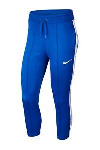 0da0a229ab4e Nike Women s Sportswear ULTRA FEMME Track Pants Game Royal White ...