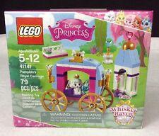 LEGO 41141 Disney Princess Palace Pets Pumpkin's Royal Carriage 79 Pc Cinderella