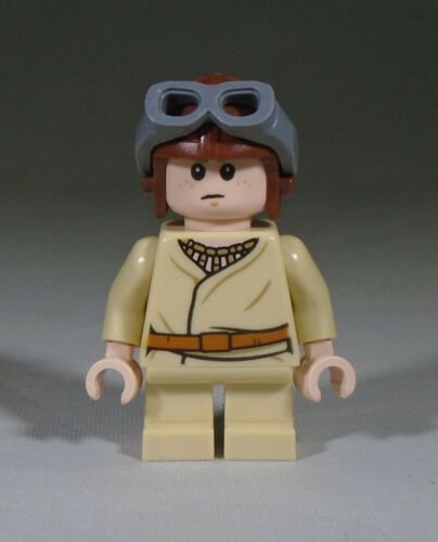 child Anakin Skywalker new LEGO Star Wars Episode 1 The Phantom Menace Minifig