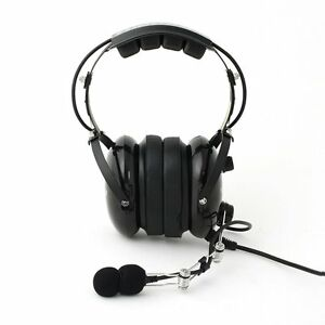 9e1a66db54b Image is loading Rugged-Air-RA200-General-Aviation-Pilot-Headset-Affordable-