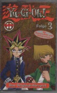 Hoerspielkassette-YU-GI-OH-Folge-3-Das-Original-Hoerspiel-MC-edel