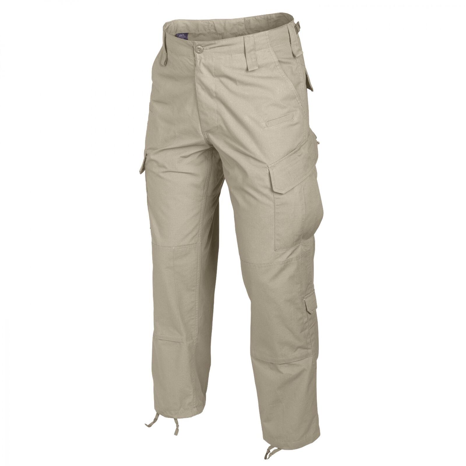 Helikon-Tex Hose Combat Patrol Uniform Cotton Ripstop - KHAKI