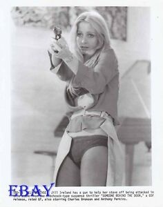 jill ireland photos