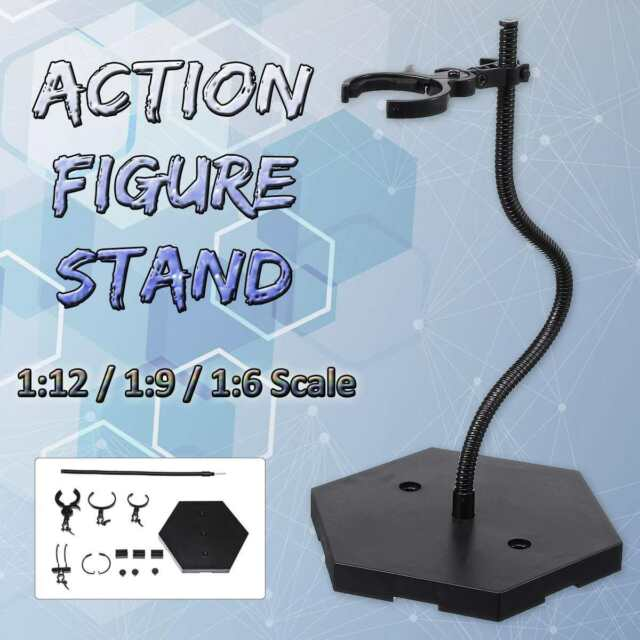 Hot Toys 1//6 Scale Action Figure Base Display Stand Sideshow Collectibles