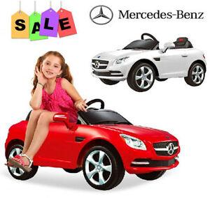 Licensed mercedes benz slk electric rc remote control car for Mercedes benz remote control ride on car