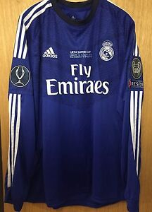 Camiseta Real Madrid Navas