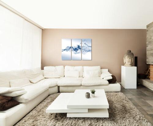 Wandbild Komplexe Abstrakt Modern Netzwerke auf Leinwand