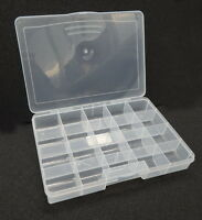 Storage Box Organizer Beads Screws Nuts Bolt Beads Craft Darice Deluxe 10770