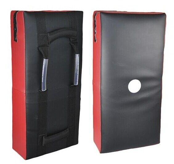 Profi-Schlagpolster groß 75 75 75 cm schwarz-rot 5f5bca