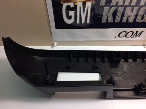 GM OEM Second Row Back Rear Seat-Outer Finish Panel Right 15901473