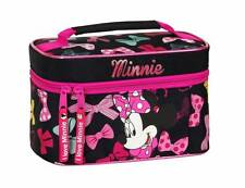 Disney Minnie Mouse Beauty Case Kosmetiktasche Schminktasche Tasche Koffer Bag