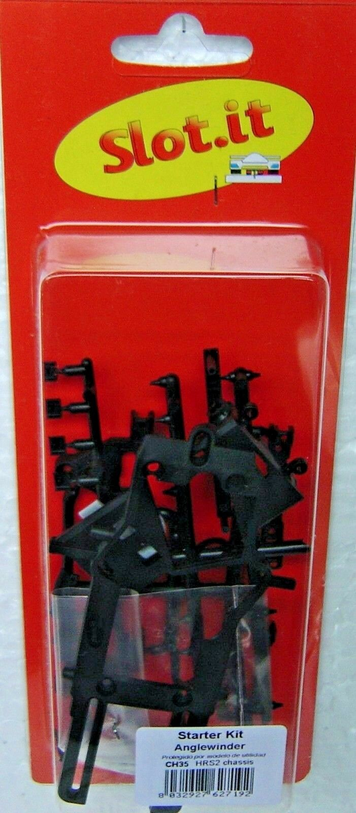 SLOT IT SICH20 ADAPTER CUPS FOR BODY TO HRS CHASSIS NEW 1//32 SLOT CAR PARTS