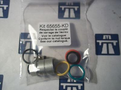 Schrader TPMS Tyre Pressure Sensor Service  Kit 65655KD for  Renault Sensors