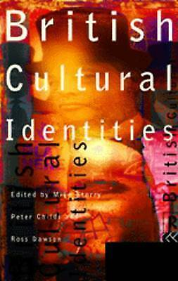, British Cultural Identities, Very Good Book