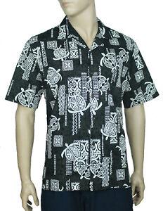 Men/'s  Aloha Shirt Pacific Honu #410-3856