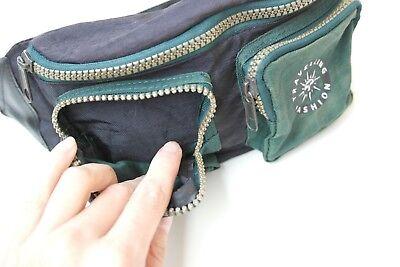 Mettere In Guardia Marsupio Marsupio Marsupio Borsa Colorata 90er True Vintage Bum Bag 90s-mostra Il Titolo Originale