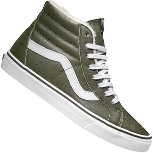 Reissue pelle Alta Foderato Vans hi Pile Stivali Mens Sneakers Pattini amp; Sk8 tIOtx6Ewq