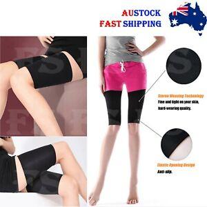 fashion ladies slimming weight loss thigh shaper leg fat