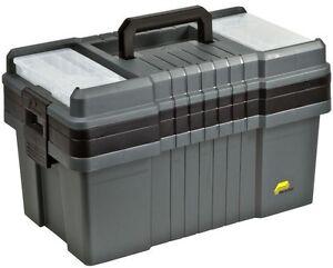Plano 22 In Grab N Go Contractors Portable Pro Tool Box